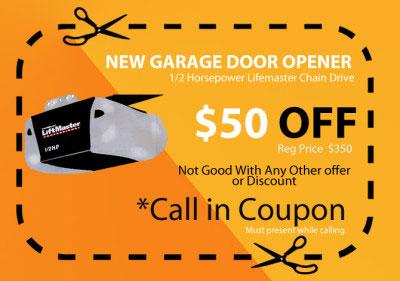 garage door opener repair in camarillio