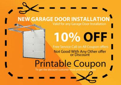 new garage door in camarillio