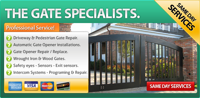Gate Repair Camarillo CA